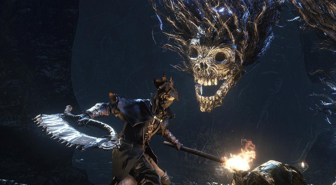New Bloodborne video shows Darkbeast boss fight