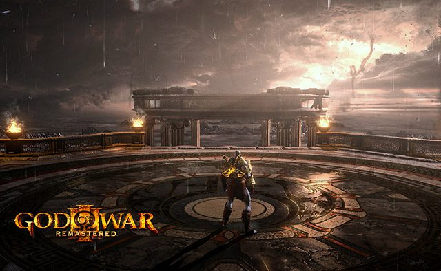 God of War III Remastered Coming to PS4 on July 14th