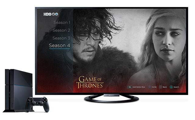 HBO GO Available on PS4 Later Today