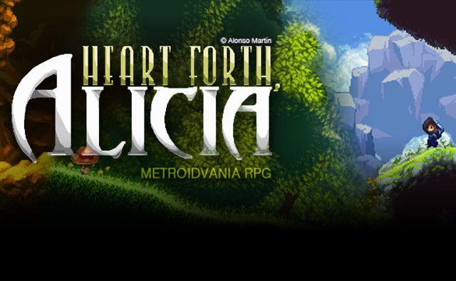 Heart Forth, Alicia Coming to PS4, PS Vita Early 2016