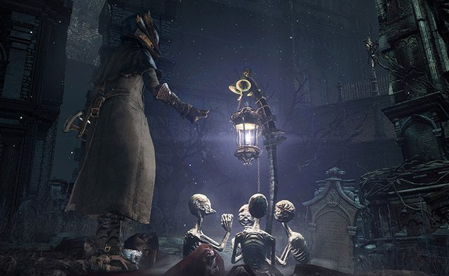 Bloodborne Out Now Only on PS4, Let the Hunt Begin