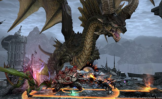 FFXIV Patch 2.55 Now Live: Prepare for Heavensward!