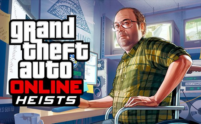 GTA Online Heists: Play Now on PS3 & PS4