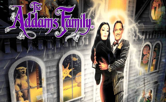 Addams Family Coming to The Pinball Arcade on PS4