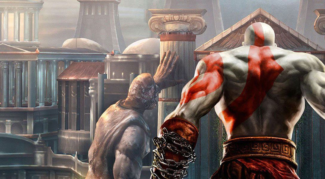 Watch God of War 1, 2, and 3 beaten in less than five hours this Friday