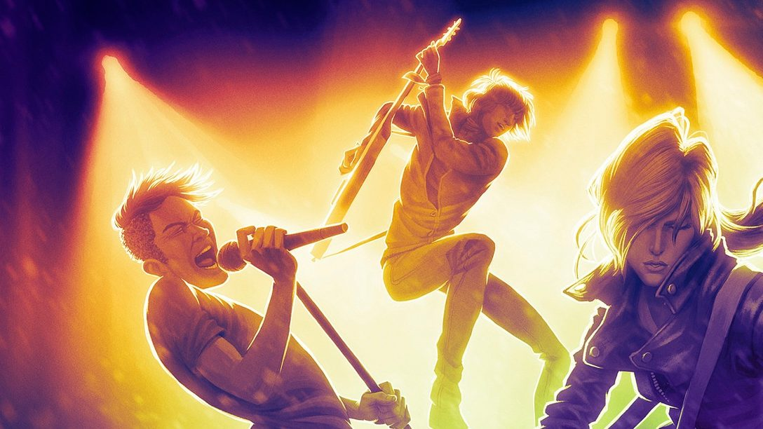 Rock Band 4 coming to PS4 this year!