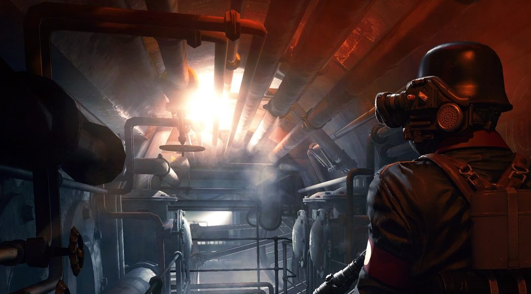 Wolfenstein: The Old Blood announced, out this May