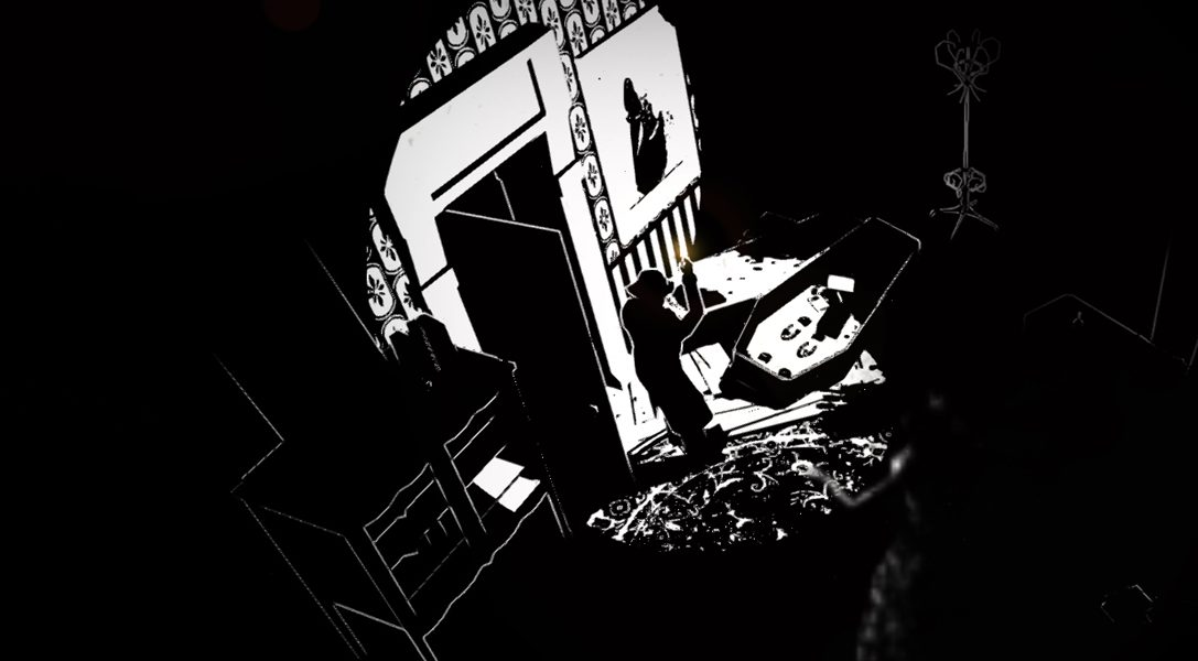 Stylish survival horror White Night hits PS4 this week