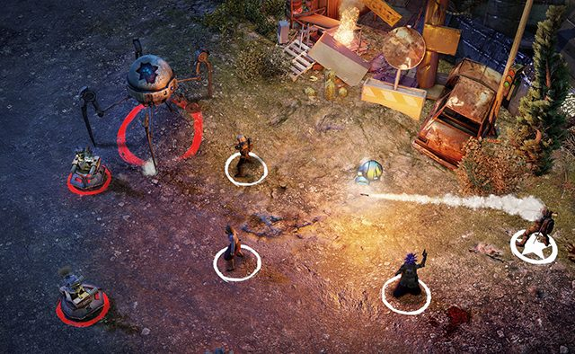 Wasteland 2 Game of the Year Edition Coming to PS4