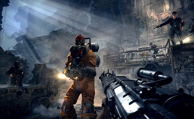 Before Wolfenstein: The New Order… there was The Old Blood!