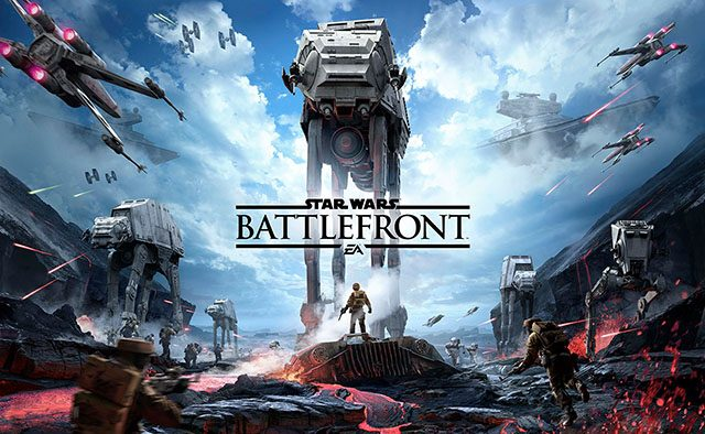 Star Wars Battlefront on PS4: New Details from Celebration