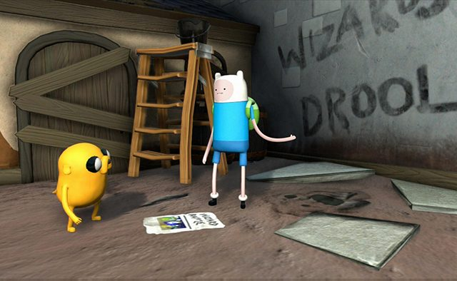 Introducing Adventure Time: Finn and Jake Investigations on PS4, PS3