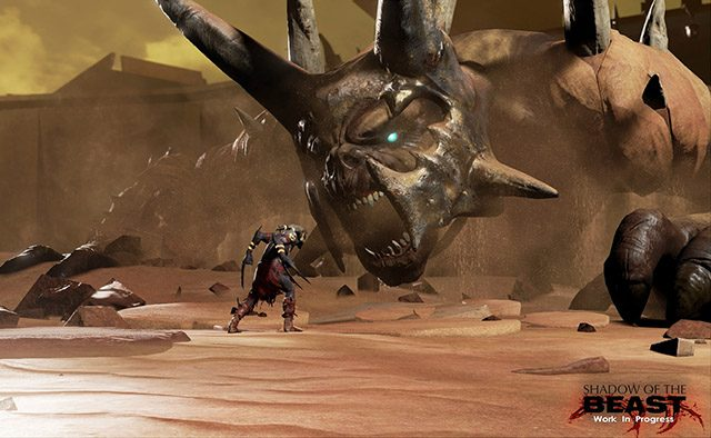 Shadow of the Beast on PS4: Beauty and Brutality