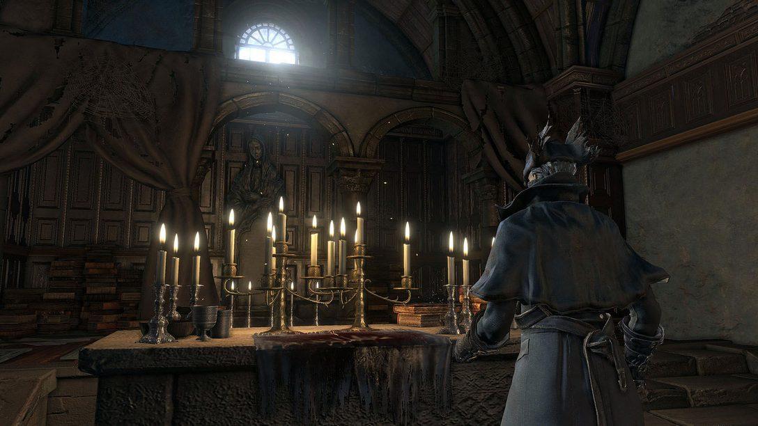Bloodborne Sells One Million, First 1.03 Details