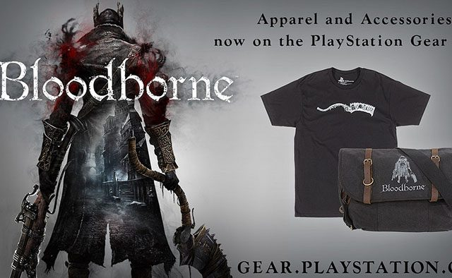 Bloodborne Collection on PlayStation Gear Store