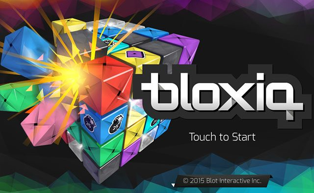Cube-based Puzzler Bloxiq Coming to PS Vita on April 14th