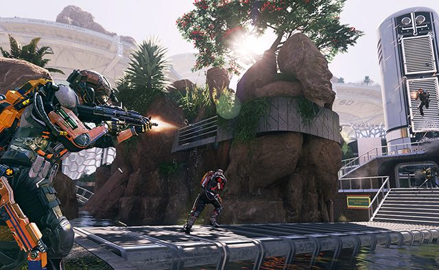 Call of Duty: Advanced Warfare Ascendance Out Today on PS4, PS3