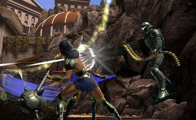 DC Universe Online: New Munitions Power Out Today on PS4, PS3