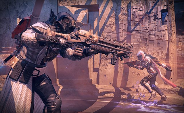 Destiny House of Wolves: Crucible Details, New PlayStation Map