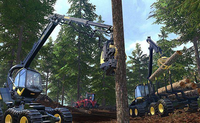 Farming Simulator 15 Coming to PS4, PS3