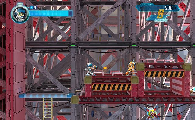 Mighty No. 9 Launches September 15th