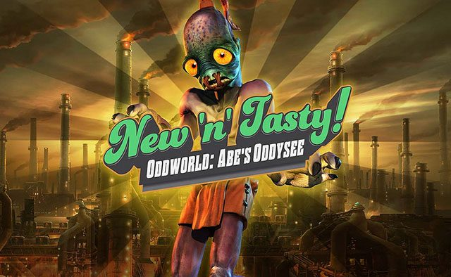 Oddworld: New 'N' Tasty Out This Week on PS3