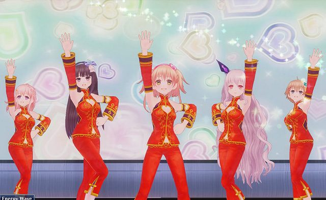 Omega Quintet Out Today on PS4
