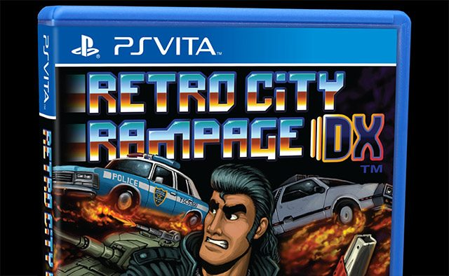 Retro City Rampage DX: Keepin' it Retail on PS Vita!