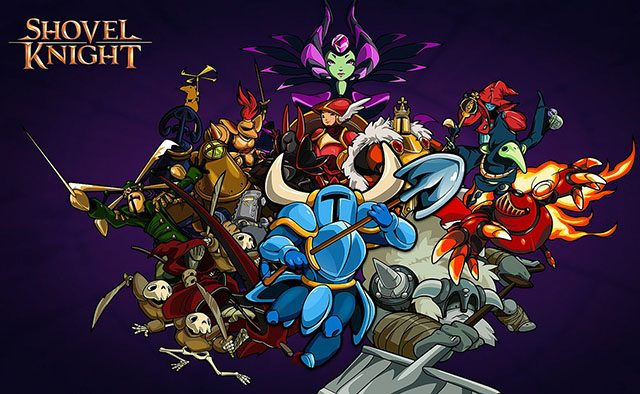 Shovel Knight Out Tomorrow on PS4, PS3, PS Vita