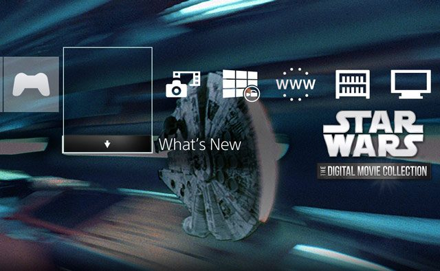 Star Wars on PlayStation Store: New PS2 Classics, Free Theme, More