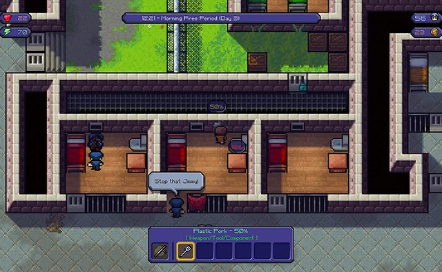 The Escapists Launches on PS4 June 2nd