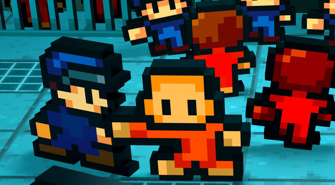 Prison breakout sim The Escapists tunnels onto PS4 on 29th May