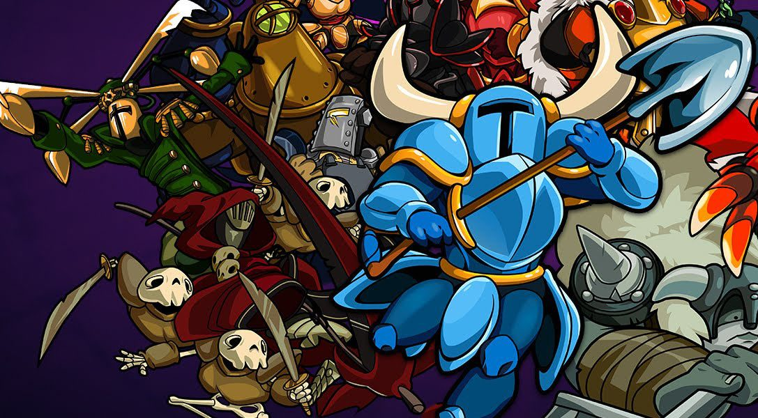 Acclaimed action-platformer Shovel Knight arrives this week