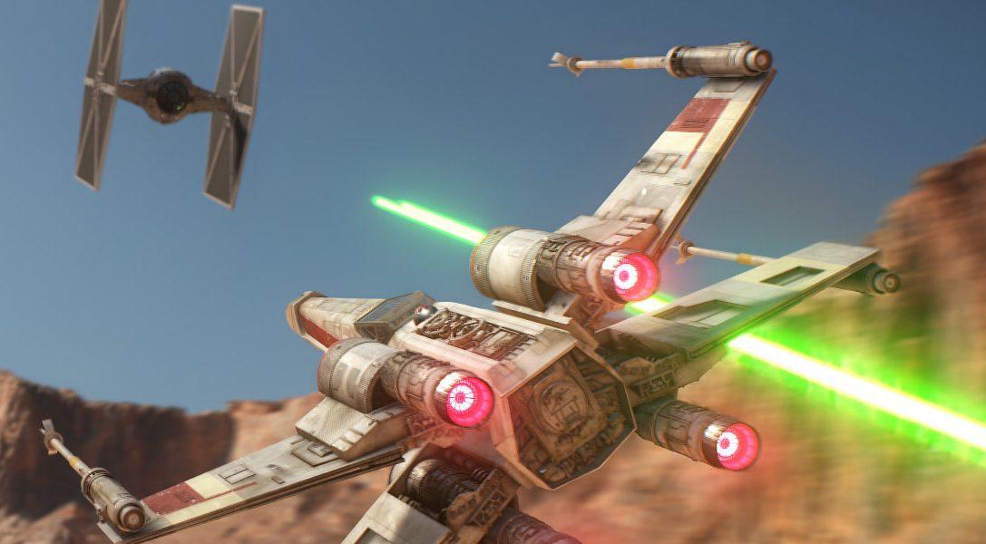 New Star Wars Battlefront details from Celebration