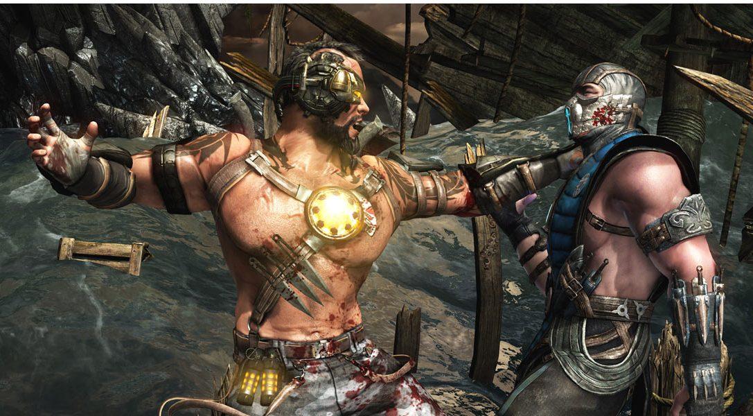 New on PlayStation Store: Mortal Kombat X, Titan Souls, more