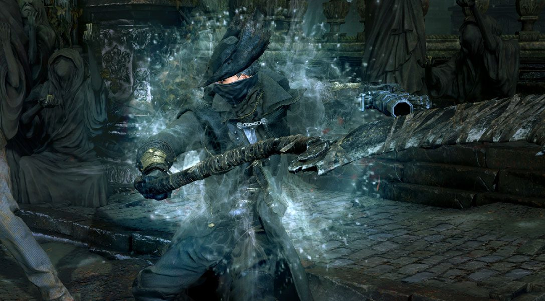 Incoming Bloodborne update to reduce load times and optimise performance
