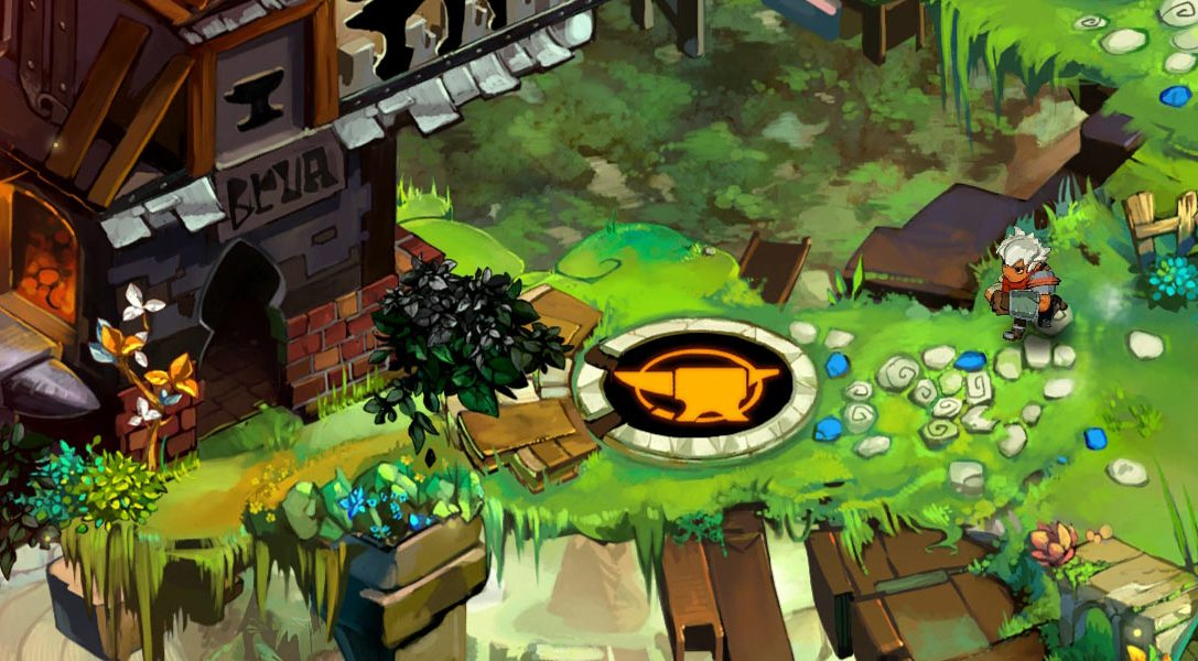 Transistor dev's Bastion is coming to PS4 on 8th April