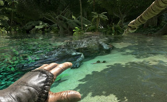 ARK: Survival Evolved Coming to PS4, Project Morpheus