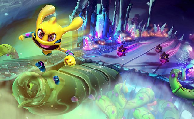Color Guardians on PS4, PS Vita Today