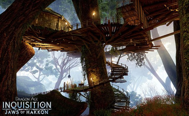 Dragon Age: Inquisition Opens the Jaws of Hakkon Today