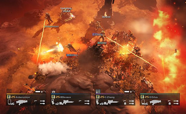 HELLDIVERS Turn Up The Heat: Volcanic Planets, New Enemies and Objectives Available Today