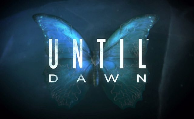 Until Dawn Launches on PS4 August 25th