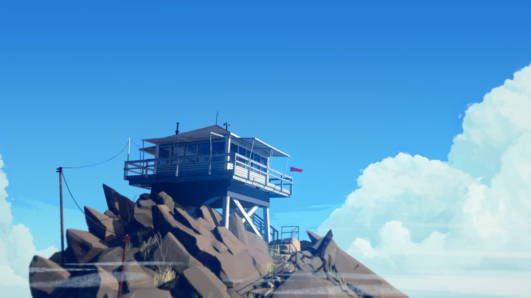 Firewatch Coming to PS4