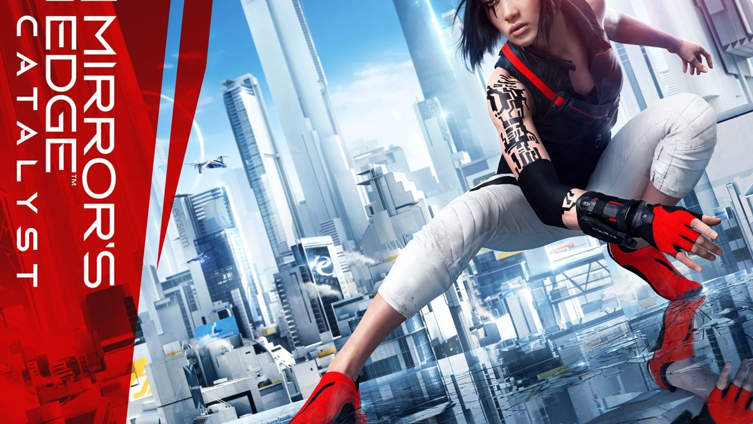 Mirror's Edge Catalyst Hits PS4 on February 23rd Next Year