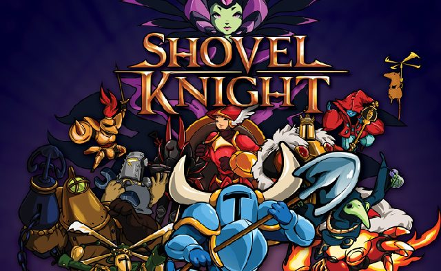 Shovel Knight – Physical Version Coming to a Store Near You!