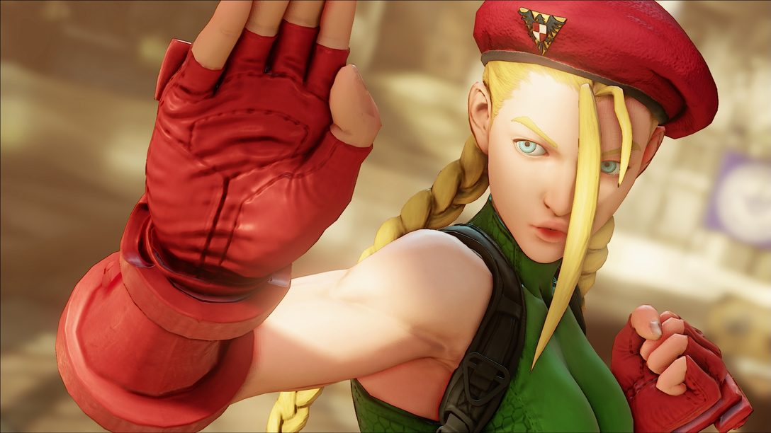 Cammy and Birdie Join the Street Fighter V Roster, Out Spring 2016