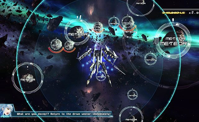 Cinematic Shooter Astebreed Coming to PS4 June 25th