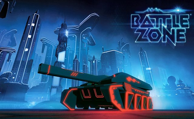 Introducing Battlezone for Project Morpheus