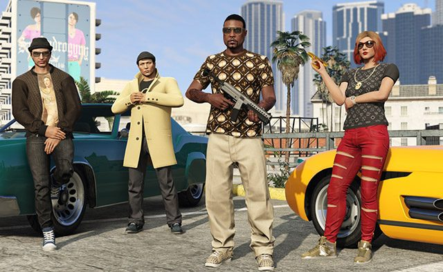 GTA Online Ill-Gotten Gains Update: Part One Out Today