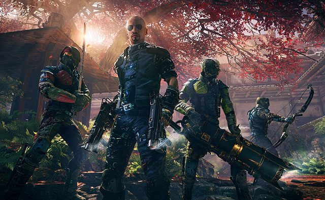 Shadow Warrior 2 Coming to PS4 Next Year